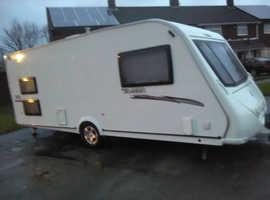 Elddis 6berth caravan elddis advance 556 2010