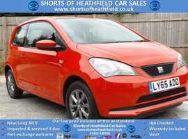 2016 Seat Mii 1.0 I-TECH - Sat Nav - 3 Dr HB - One Owner