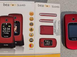 Bea-fon SL640i mobile phone
