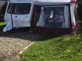 2003 Bailey Pageant Vendee 4 Berth - Awning included