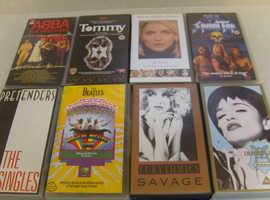 Pop Megabundle on VHS Tape