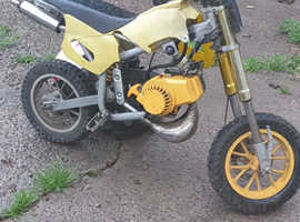 49cc mini motor