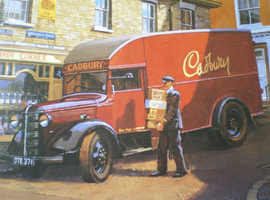 wanted old van 1939 to 1970ish