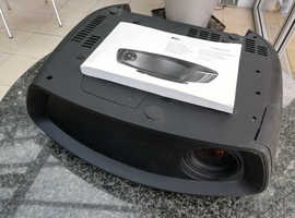 INFOCUS IN82 PROJECTOR TOGETHER WITH A BRAND NEW UNUSED BOXED LAMP WORTH £277.00