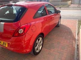 Vauxhall Corsa, 2014 (14) Red Hatchback, Manual Petrol, 56,656 miles