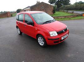 Fiat Panda, 2012 (12) Red Hatchback, Manual Petrol, 72,000 miles