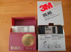 """Floppy Disks 3.5"""" High Density"""