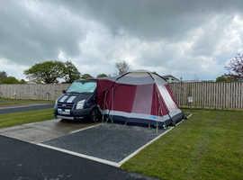 Ford transit sport converted camper