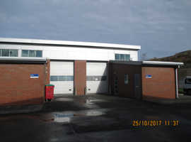 Fantastic Workshop Space 1116 sq ft (104 sq m)