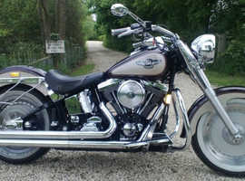 Harley Davidson 1998 Fatboy For Sale (needs attention)