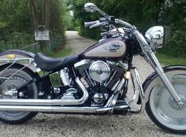 Harley Davidson 1998 Fatboy For Sale (needs attention)