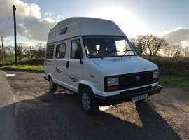 4 berth camper Talbot express 1.9 diesel  12 months mot