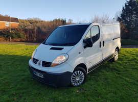 Renault Trafic SL27 2l Diesel panel Van like vivaro