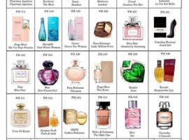 High street perfumes for cheaper
