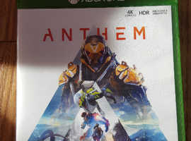 Xbox one game Anthem