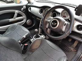Mini MINI, 2002 (52) Red Hatchback, Manual Petrol, 106,000 miles