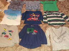 next age 3-4 boys bundle