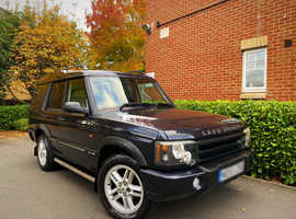 "2004 53 REG Land Rover Discovery 2 2.5 TD5 Landmark Auto 5dr (7 Seats) "" 4x4 "" HPI CLEAR """