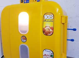 Incubator Covatutto 108