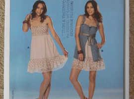 Sewing pattern Burda 7683 size 6-18