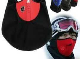 Face Mask, Neck Warmer, Winter Sport Guard- Brand New- FREE POSTAGE