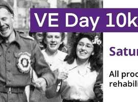 VE Day Virtual 10K