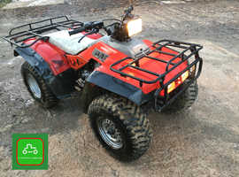 HONDA TRX350 4X4 RUNNING DRIVING CHEAP TRADE SALE QUAD BIKE CAN DELIVER
