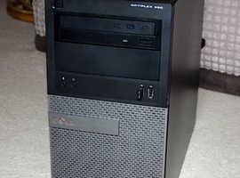 Dell Optiplex i3-2100 Desktop PC Computer with SSD