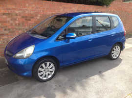 HONDA JAZZ 1.4L 2005 REG, FULL MOT, FULL HISTORY, HIGH SPEC WITH ALLOYS & AIR CON