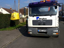 Don't pay over the top for your rubbish removal!