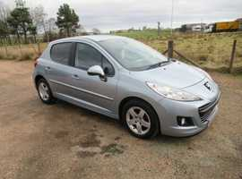 Peugeot 207, 2010 (60) Hatchback, Manual Petrol, 62,127 miles