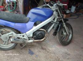 honda 650cc