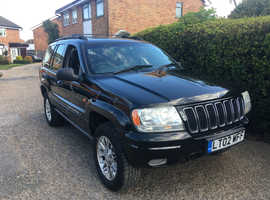 Jeep Grand Cherokee, Automatic Diesel, 98,000 miles