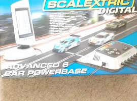 Huge Scalextric Digital set minimum 5 cars see description