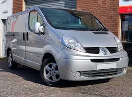 Renault Trafic 2.0 2.7T SL27 DCI 115 Sport Fabulous One Owner Van. Superb Condition Throughout. No Vat !