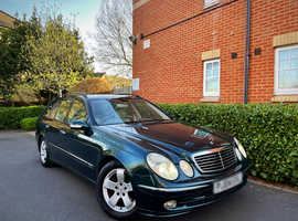"2004 04 REG Mercedes-Benz E Class E270 CDI Avantgarde Auto 5dr "" ESTATE "" HPI CLEAR """