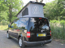 2012 VW CADDY MAXI C20 CAMPERVAN 1.6 TDI