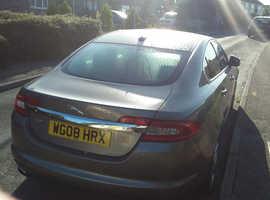Jaguar Xf, 2008 (08) Grey Saloon, Automatic Diesel, 993,905 miles