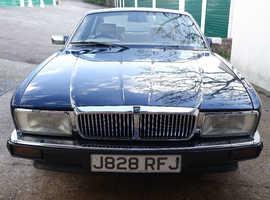 Jaguar XJ40 1992 (J) Saloon, Automatic Petrol, 62,647 miles Westminster Blue Cream Leather