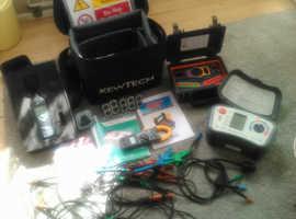 KT64 Electricians tester kit