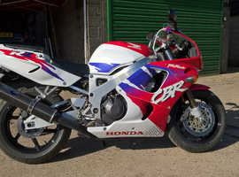 Honda Fireblade (Decommissioned)