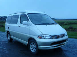 TOYOTA GRANVIA 3.0L DIESEL AUTOMATIC by Wellhouse