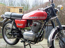 Gilera Arcore , Stunning bike in superb condition.