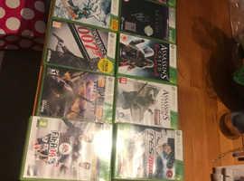 Xbox 360 games 16, includes Assassins Creed, Skyrim, Hawk, Halo plus a few FIFA.