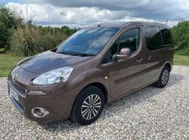 2014 Peugeot Partner Tepee Horizon S Diesel WAV Wheelchair Disabled *5K Miles*