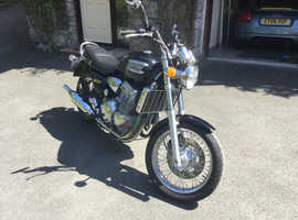 Thunderbird 900 in amazing condition with extremely low mileage