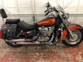 HONDA VT 750 SHADOW, ONLY 1,700 MILES FROM NEW