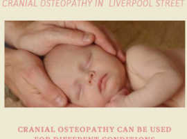 The Best Cranial Osteopathy Clinic in Liverpool Street,London