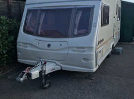 Avondale argent 2004 2 berth in very good condition in side and out ,