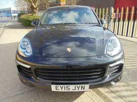 Porsche Cayenne, 2015 (15) Black Estate, Automatic , 81,000 miles